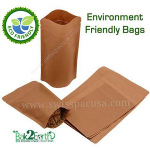 ECO-FRIENDLY STAND UP POUCHES