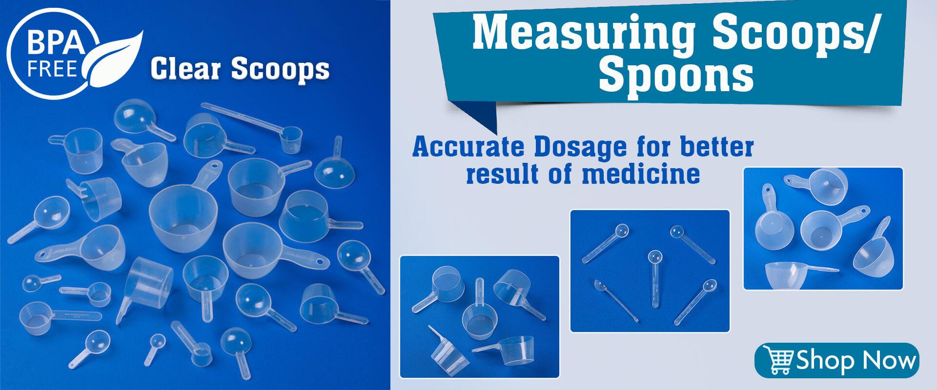 Measuring Scoops