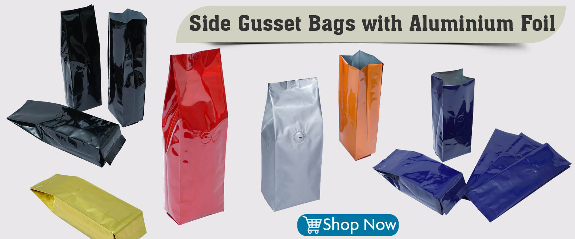 Size Gusset Bags